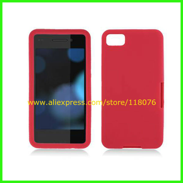 1000PCS/LOT,for BlackBerry Z10 Silicone Case Cover Shell,More Colors Available,High Quality  + DHL Free Shipping.