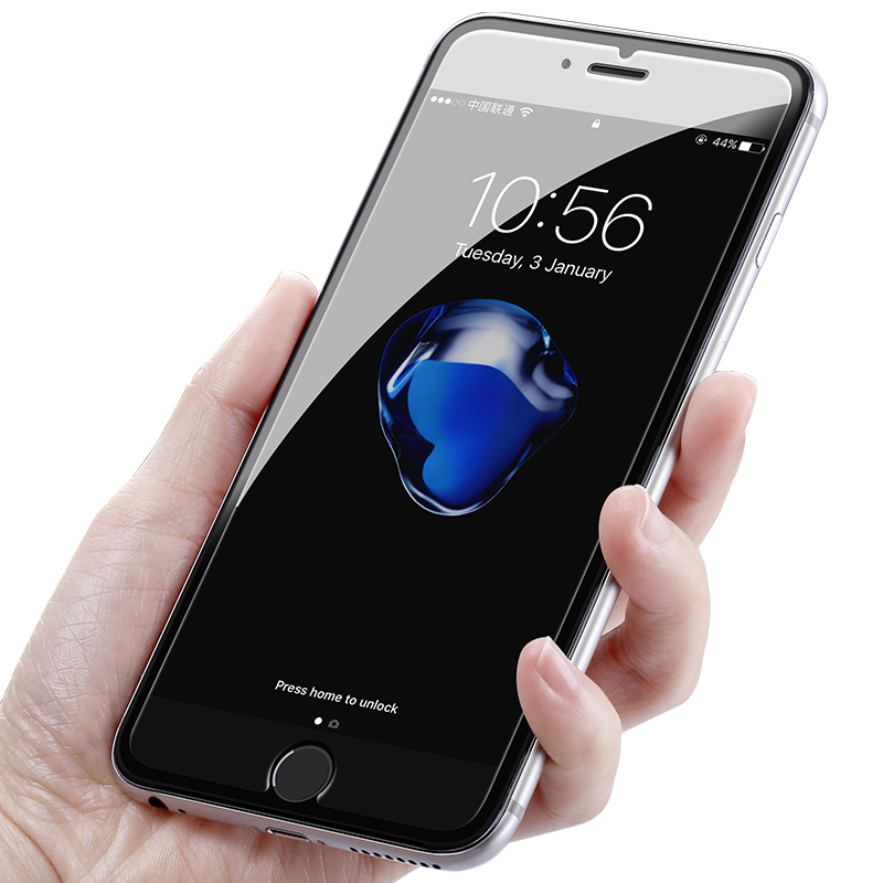 H & lOO 9H 2.5D härdat glas skärmskydd för iPhone 11pro MAX XR XS - Reservdelar och tillbehör för mobiltelefoner - Foto 5