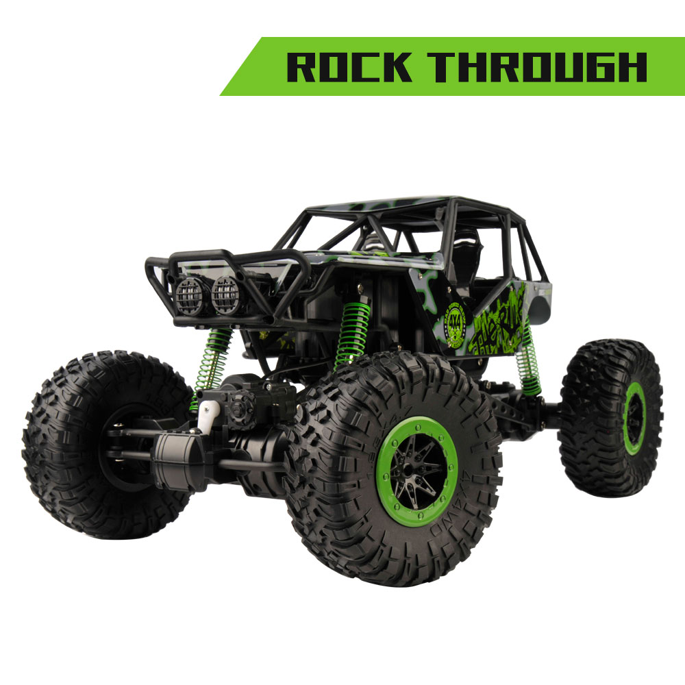 RC Car HBP1001 1/10 2.4G Radio Control Off-Road RTR 4 Wheel Driven Electric Racing car High Speed RC Buggy Monster Truck toy car electric rc toy gs06b 1 18 20kg h high speed rc off road truck car 2 4ghz 4wd extreme speed buggy racing rc car for kids as toy