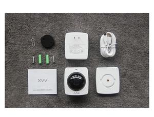 Image 5 - XiaoVV cámara IP inteligente HD, 1080P, 360 °, detección panorámica de Ia humanoide, VERSIÓN NOCTURNA, funciona con la aplicación Mijia