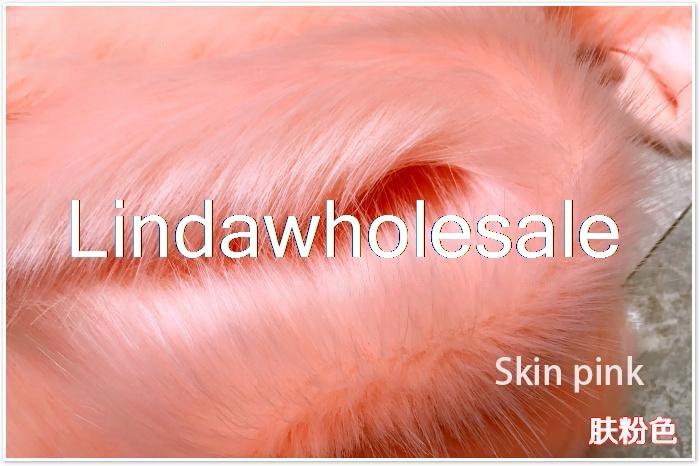 de raposa, tecido de pelúcia roupas colarinho