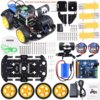 Kuman Professional WIFI Smart Robot Car Kit For Raspberry Pi By PC Android ISO App Not