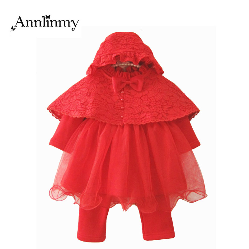 2017 new autumn winter flower girl dresses first communion dresses for girls party clothes set wedding dress girl clothing suit tops dress girls dresses girl clothes autumn style fashion cowboy vest 2017 new 2 pieces set