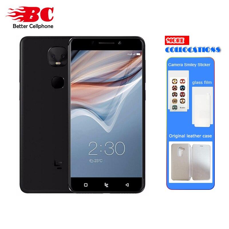 Letv Leeco Le Pro 3X651 Double AI Mobile Téléphone Android 6.0 MTK6797 Deca Core 2.6 ghz 5.5 4g + 32 gb 13MP Double Retour Caméra