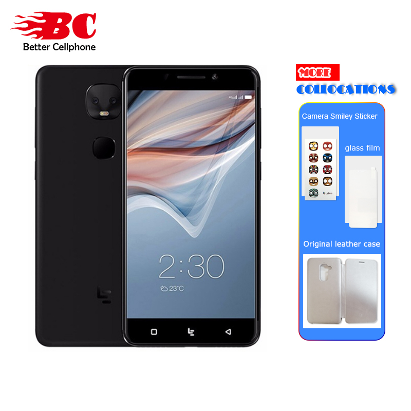 Letv Leeco Le Pro 3 X650 X651 Dual AI Mobile Phone Android 6.0 MTK6797 Deca Core 2.6GHz 5.5 4G+32GB/64G 13MP Dual Back Camera