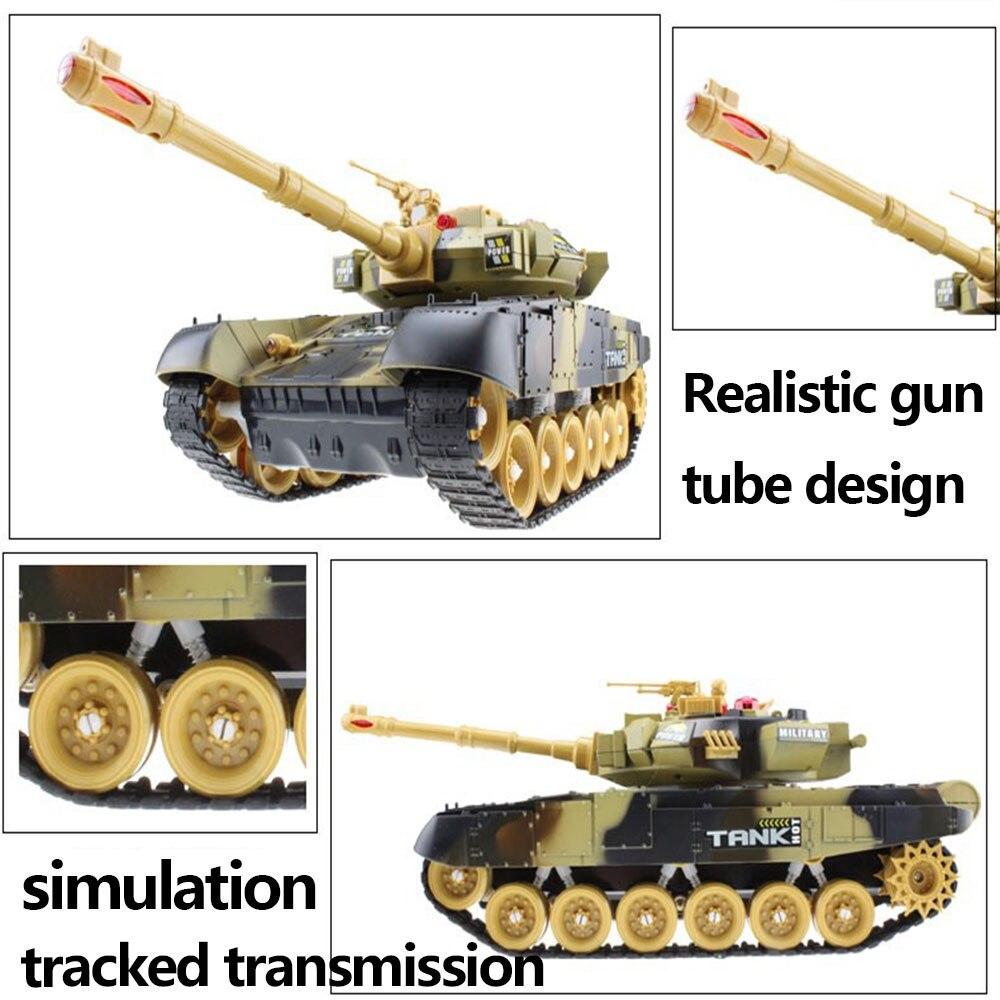 Реалистичный крутой Танк автомобиль игрушка 1 набор Многоцветный культивировать интерес Декор игры