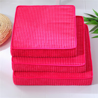High Quality Seat Cushion For Chair Car Office Massage Tailbone Healthy Square Circle Sitting Back Cushions