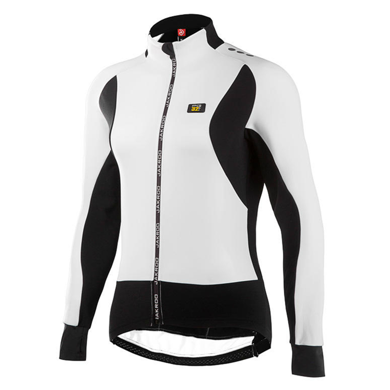 Jakroo ELITE Season2 Women's Full Sleeve Cycling Jersey 3D Tailoring Winter Warm Breathable MTB Road Bicycle Cycling Clothing sport elite se 2450