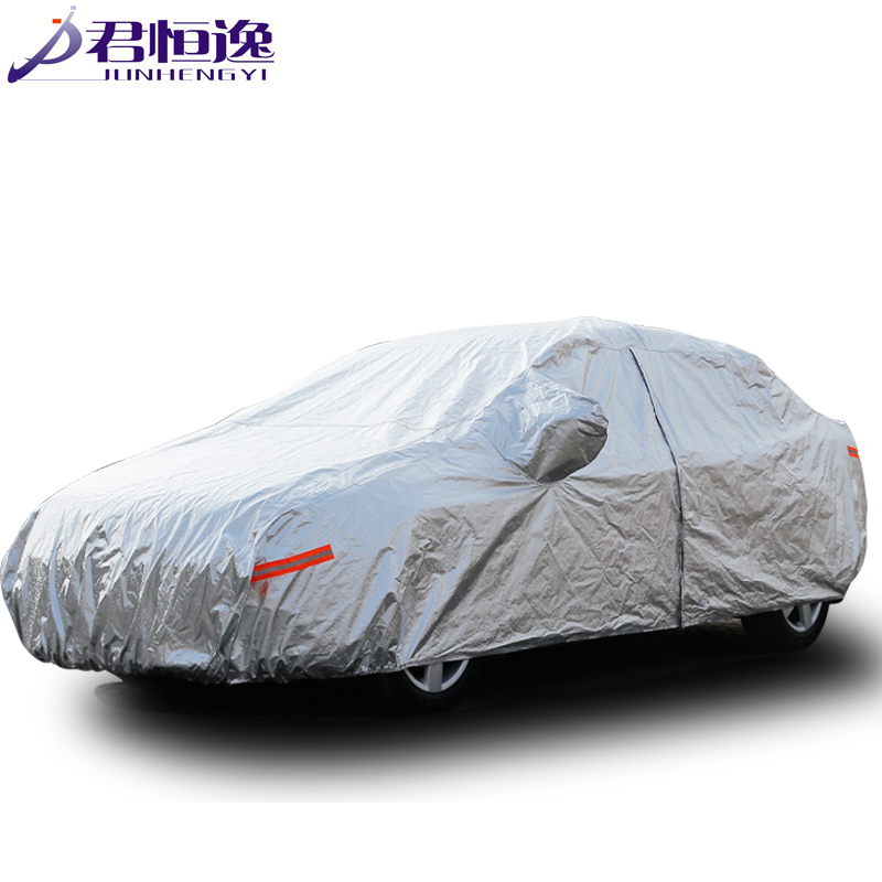 ФОТО Car Cover For UV Protection Waterproof Dustproof Resist Snow Free Shipping