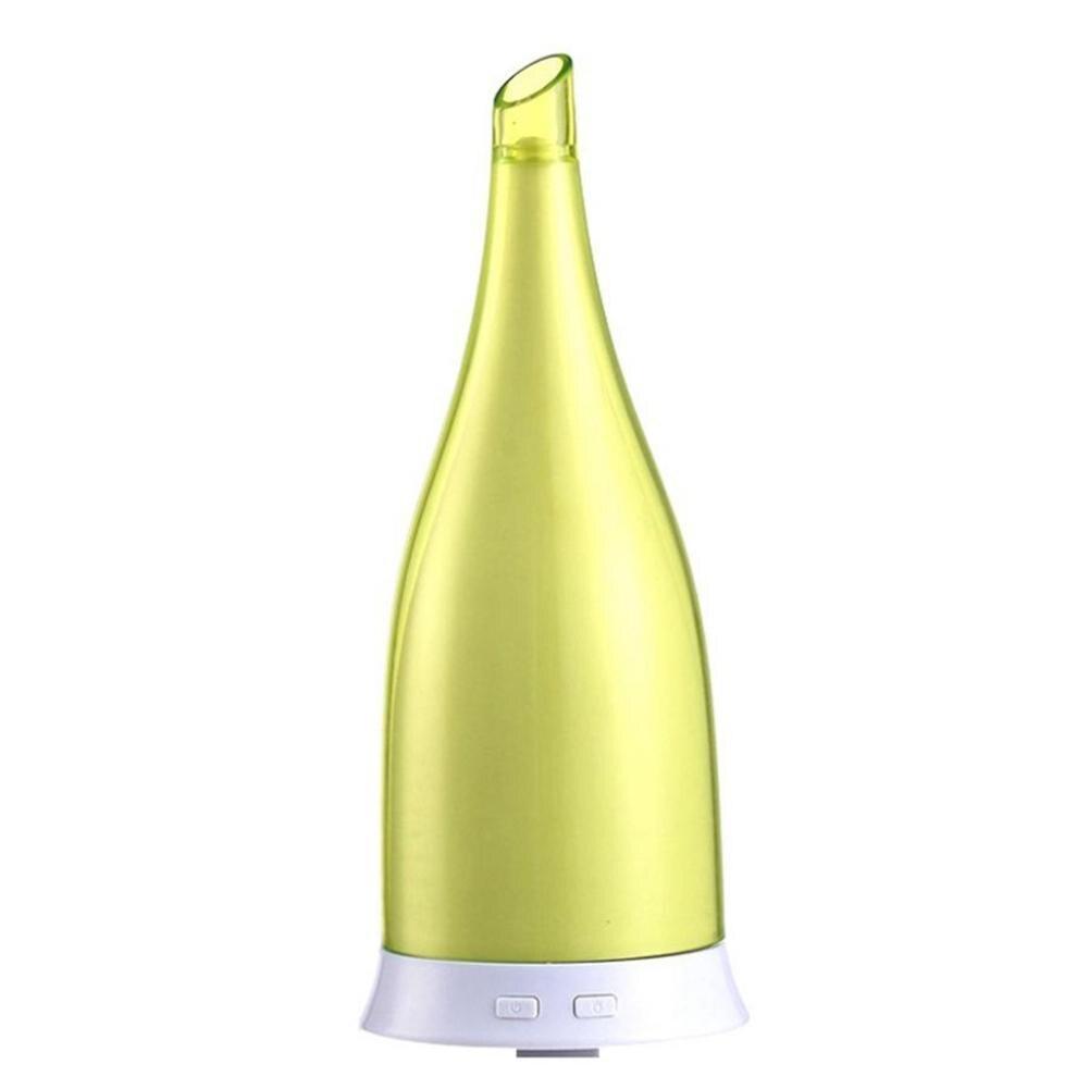 Mutig 100 Ml Ätherisches Öl Aromatherapie Diffusor Doppel-schicht Ultraschall Bunte Licht Luft Befeuchtung Maschine GroßEs Sortiment Reed-diffuser-Öle