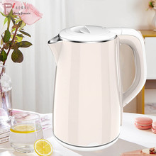 Plentyfunsion 1.8L 1500W 304 Stainless Electric Water Kettle Handheld Quick Heating Auto Power-off Protection Pot цена и фото