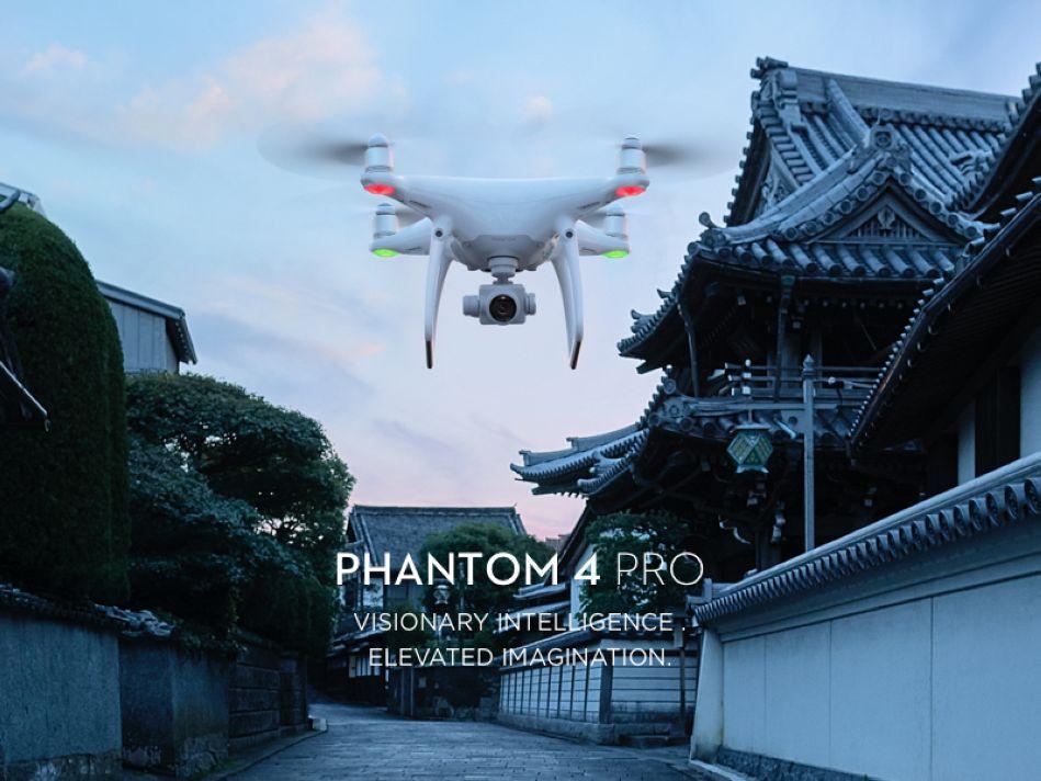 X1 DJI Phantom 4 Pro Drone
