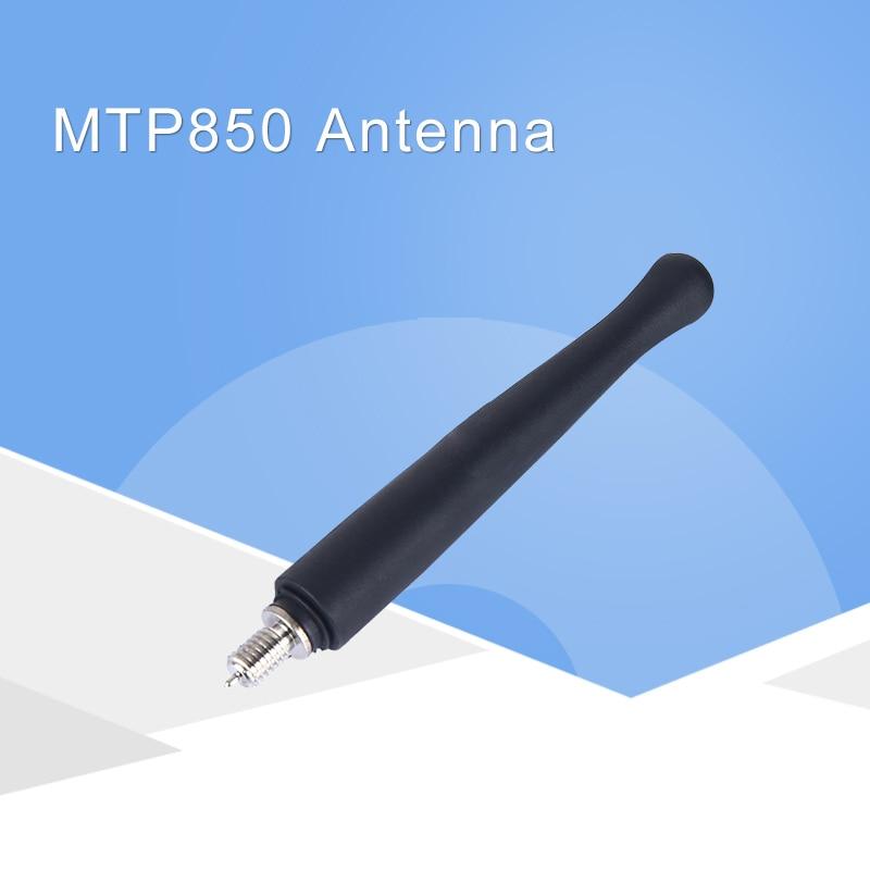 Free Shipping 1pcs MTP850 Walkie Talkie Antenna For General Motorola MTH800 Short Antenna 800MHZ