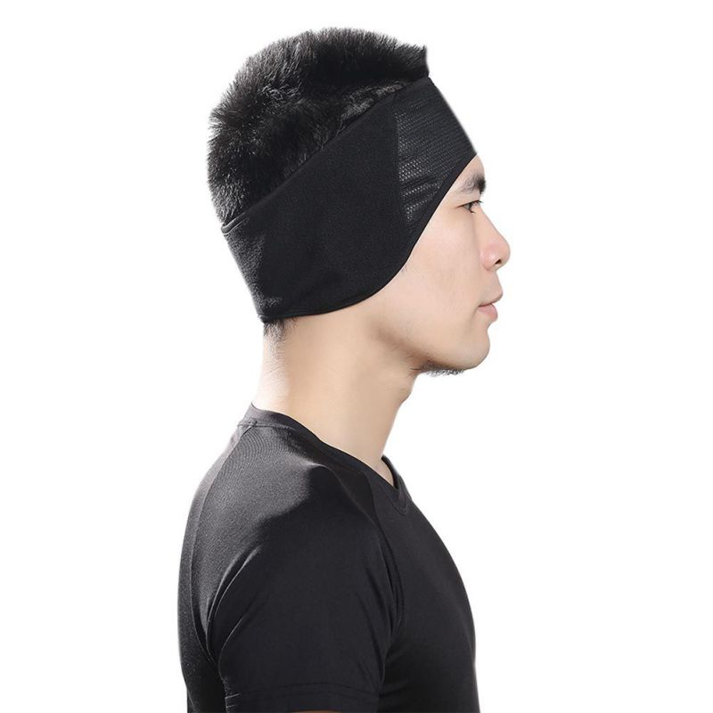 Mens Headband Best Guys Sweatband & Sports Headband for Running Crossfit, Working Out and Dominating Your Competition