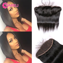 Top Quality Brazilian Virgin Hair Straight Frontal Closure 8-20inch 1pc Only Cheap Pre Plucked Frontal Closure 13×4 Ear to Ear