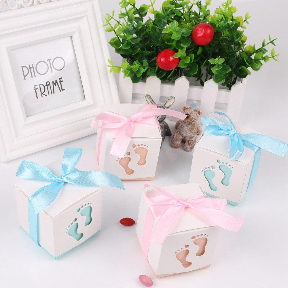 QIFU Oh Baby Boy Party Baby Shower Decoraties Baby Shower Ballonnen Banner Baby Shower Meisje Gunsten Gifts Doop Gunsten Supplies 3
