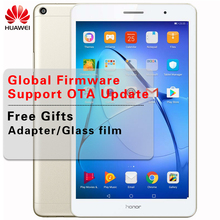 Global ROM HUAWEI MediaPad T3 Honor Play Tablet 2 8 inch LTE/WiFi Snapdragon 425 Quad Core 10 Points Touch Android 7.0 PC 5.0MP(China)