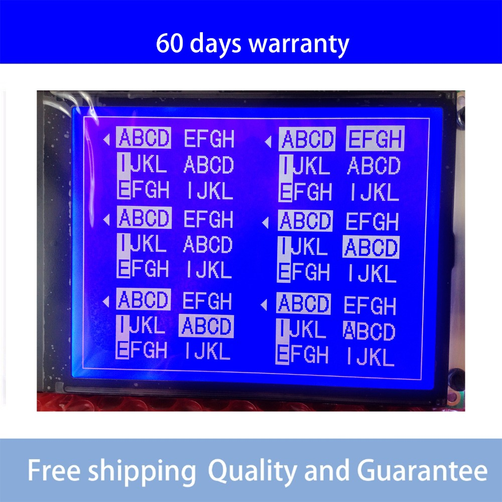 SP14Q002-A1 d'origine SP14Q002-B1 SP14Q003-C1 SP14Q005 Module d'affichage LCD (16 broches)