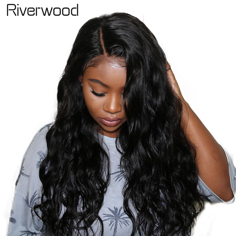 Lace Front Human Hair Wigs 150% Density Brazilian Body Wave Lace Frontal Wig Natural Hairline With Baby Hair Remy Hair Extension