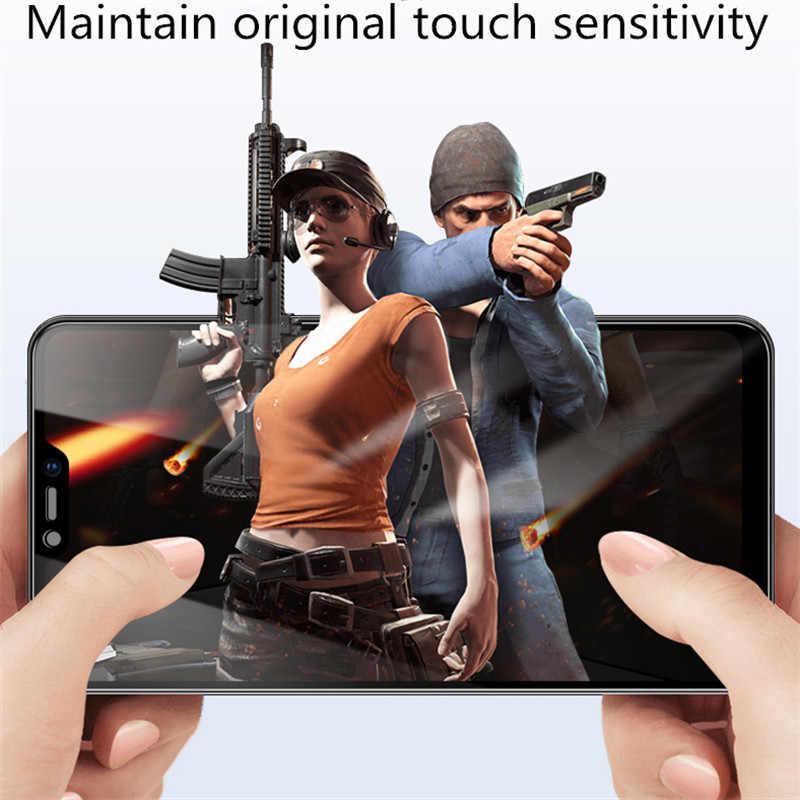 BSLIUFANG 9 H الزجاج المقسى ل Xiaomi Redmi ملاحظة 4 4X5 ملاحظة 5 6 برو واقي للشاشة فيلم ل redmi 6A 6 S2 غطاء واقية