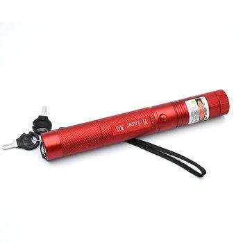 ミリタリーグリーンレーザーポインター 532nm 10000m ハイパワー Lazer 懐中電灯燃焼試合 & ライトタバコバーン狩猟レーザーペン