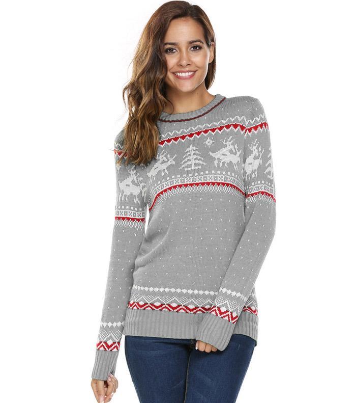 HTB1HNrRSFXXXXX9aXXXq6xXFXXXn - Women Christmas Jesus Print Sweaters Casual Long Sleeve Autumn O Neck Deer Print Slim Pullover Sweater Winter Tops PTC 289