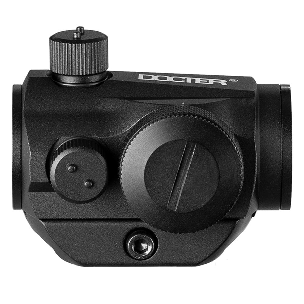 mini 1x24 rifescope vista iluminado sniper vermelho 04