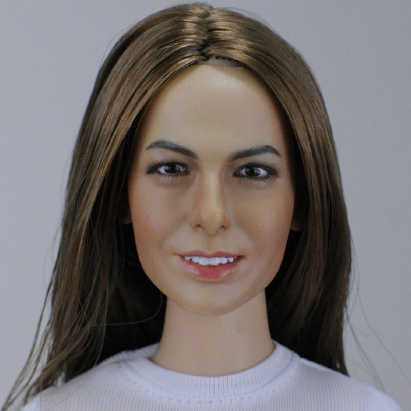 ФОТО Popular 16-32 1/6 Scale Female Head Sculpt Model Toys For 12