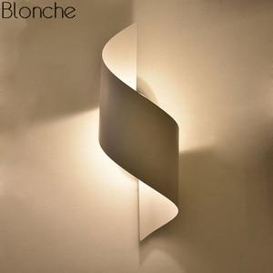 Modern Wall Lamp Led Mirror Sc