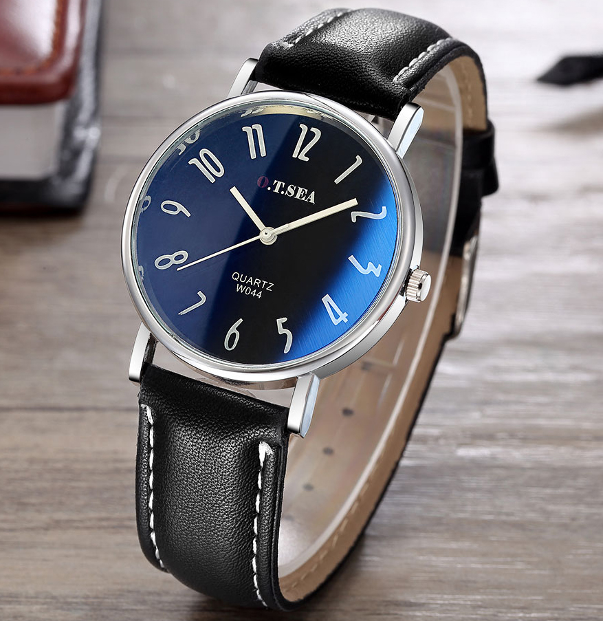 Luxury Fashion Brand Quartz Watch Men Women Leather Bracelet Wrist Watch Wristwatch Clock relogio masculino feminino 2017 luxury brand fashion personality quartz waterproof silicone band for men and women wrist watch hot clock relogio feminino