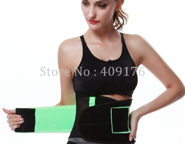 Bodybuilding Sweat Belt Belly Girdle Fit PRAYGER Men & Women Slimming Tummy Belt Adjustable Waist Cincher Back Support Protector 2