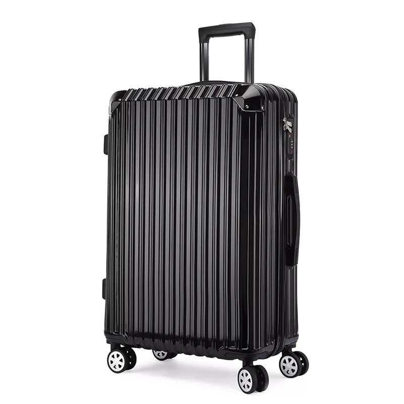 NEW 20''carry ons suitcase with  spinner wheels Cabin trolley luggage bag 24 inch travel suitcase 28'' big case rolling luggage