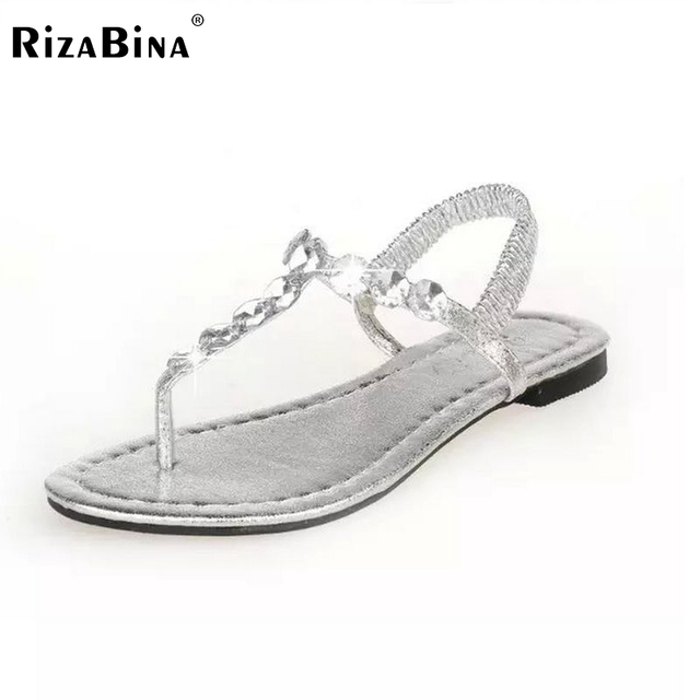 4a0c3ece27154 Chaussures Strass Femme Femmes Sandales Mode Style Nouvelle Summer rnrq8d0w6