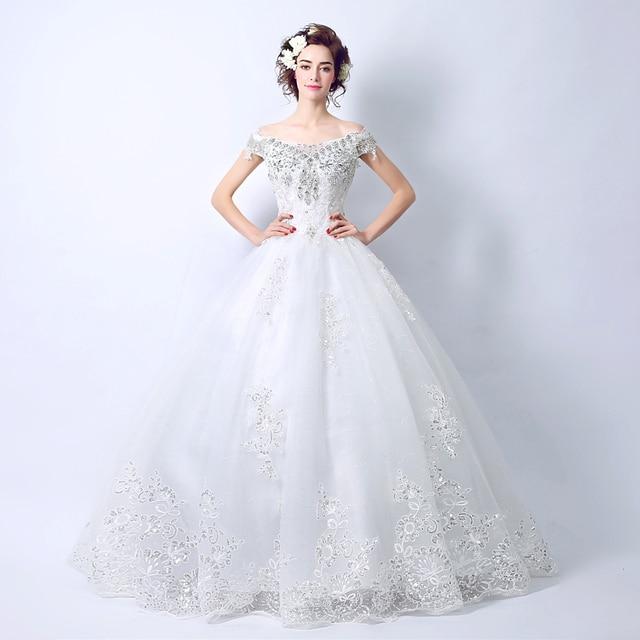 Angel Wedding Dress Bride Marriage Bridal Gowns Vestido De Noiva