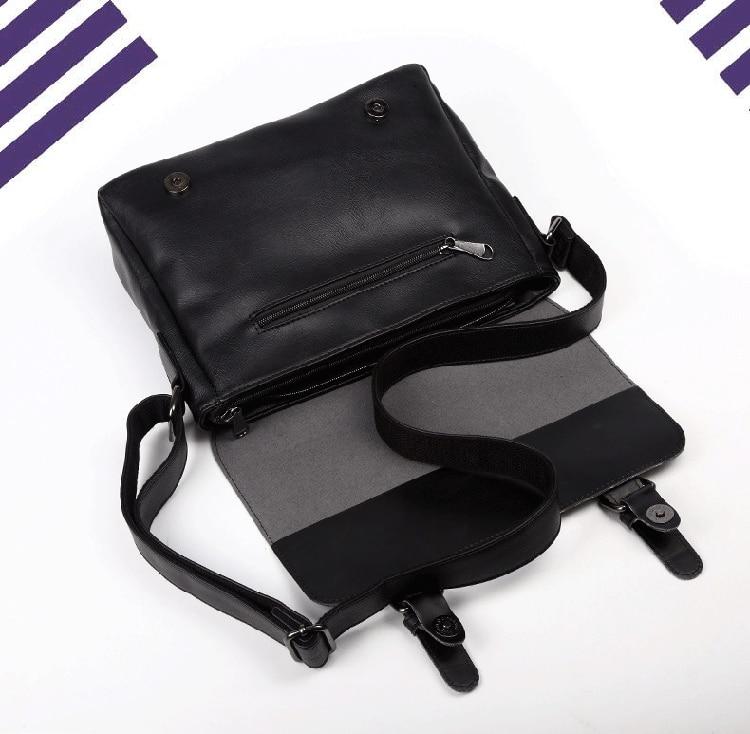 HTB1HNvEefWG3KVjSZFgq6zTspXa0 2019 Business Men Briefcase Messenger Bags Vintage Leather Shoulder Bag for Male Brand Casual Man Laptop Handbags Travel Bags