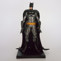 Batman Action Figure ARTFX Arkham City PVC 180MM Anime Batman New52 Collectible Model Toys Bat Man