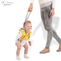 High Quality Infant Safe Walking Learning Assistant Belt Kids Toddler Adjustable Safety Strap Baby Harness Free