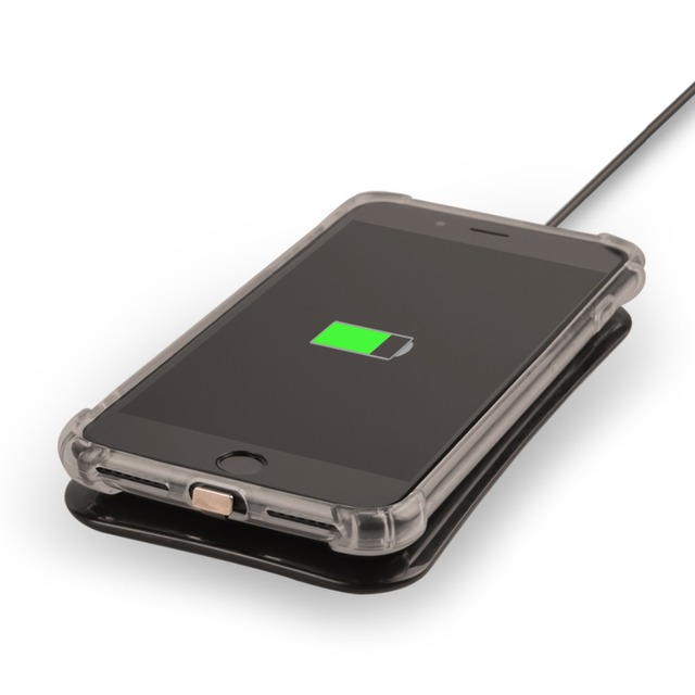 Itian Qi Wireless Charger Receiver High Quality TPU Case for Iphone 7 Plus