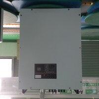 The Best Solar String Grid Tie Power Inverter 7KW 220VAC 50Hz 60Hz 97 High Efficiency For