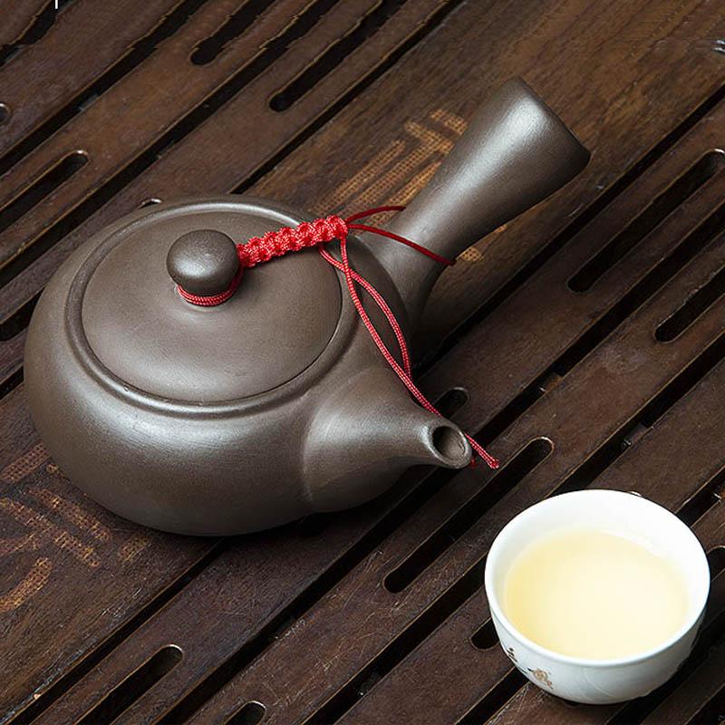 MLaji Set çaj kineze 100ML Yixing Tenxhere me çaj kineze Kung Fu - Kuzhinë, ngrënie dhe bar - Foto 6