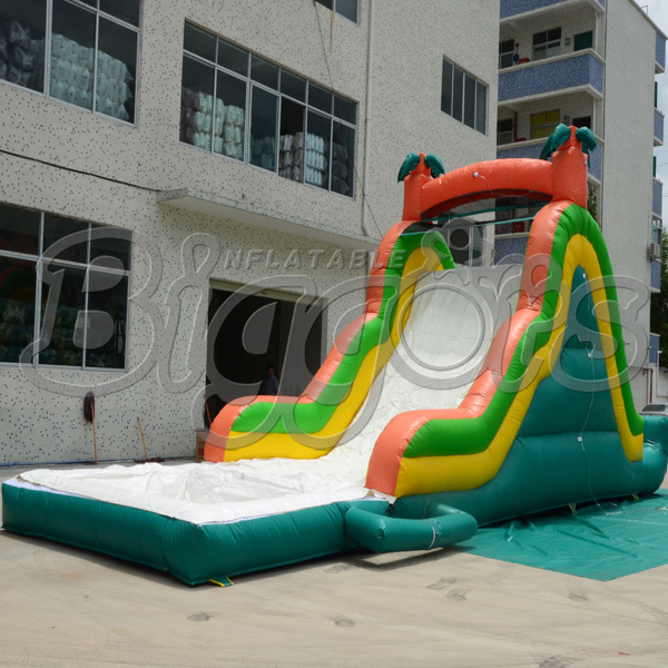 Inflatable Slide Commercial: New Design PVC Commercial Inflatable Slide Inflatable