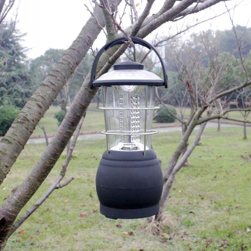 YUPARD Free shipping 60LED High Brightness exclusive tent camp lamp light Lantern fishing outdoor sport D size battery
