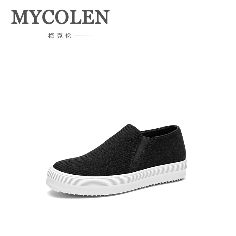 MYCOLEN 2018 Summer Hot Sale Sneakers Breathable Loafers Men Casual Shoes Comfortable Soft Male Shoes Zapatos De Hombre 2018 real zapatos de golf para hombre authentic japanese golf shoes male breathable sneakers slip outdoor men hot sale top16001