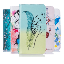 Wallet Phone Holder for LG LS775 Case Cover LG Stylus 2 Flip Case PU Leather + Silicone Back Cover for LG Stylo 2 LS 775 Fundas(China)