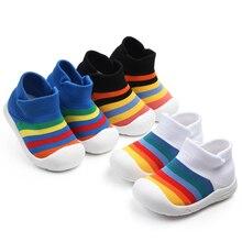 UK 0-18 месяцев младенческой Холст антискользящий для новорожденных ребенка мальчик кроватки обувь