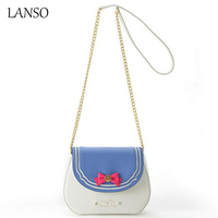 Japanese Cute Cartoon Sailor Moon Chain Bag Luna Cat Limited Candy Color Samantha Vega Messenger Crossbody
