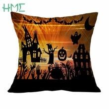Halloween Pillowcase Pumpkin Cushion Cover Pillows For Festival Decor