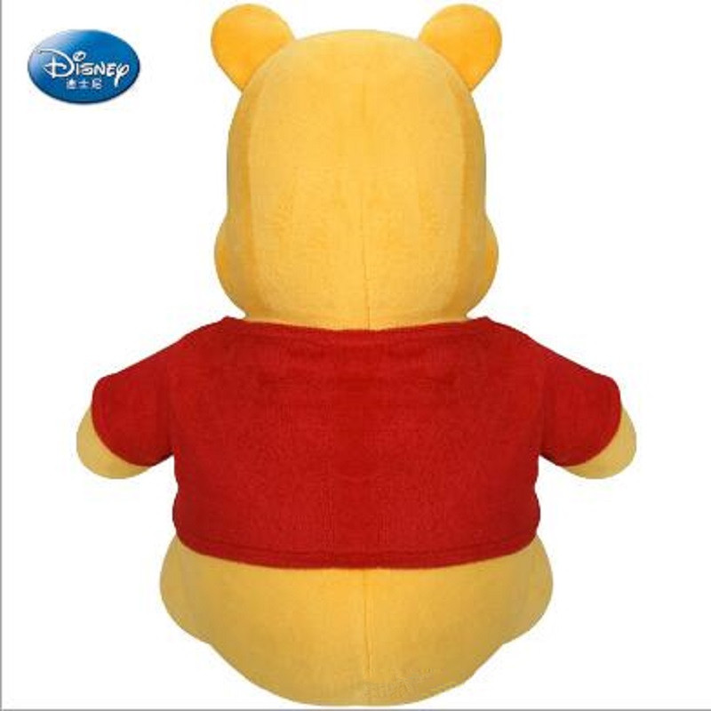 Disney Cartoon Winnie The Pooh Bear Plush Toy Doll Pooh Stuffed Plush Bouquet Dolls Toys Birthday Gifts For Children