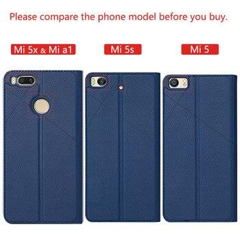Fait à la main pour Xiaomi Mi 9T Pro 9 8 lite SE A3 A2 A1 6X lite 5X 5S Mi 5 6 étui en cuir pour Mi Max 3 2 support de fente pour carte à rabat 3
