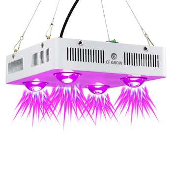 CF Grow 300W 600W COB LED Grow Light Full Spectrum Indoor Hydroponic Greenhouse Plant Growth Lighting Replace UFO Growing Lamp - DISCOUNT ITEM  35% OFF All Category